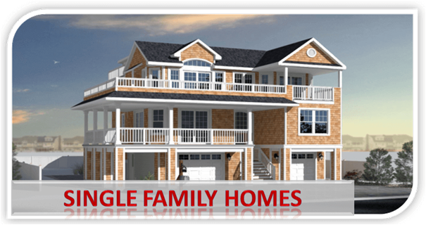 Long beach island nj real estate lbi real estate market for How much to build a beach house